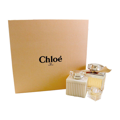 Set Chloe 3pc Edp 2.5oz Spray