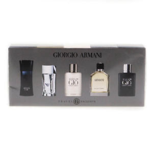 Mini Set Armani For Men 5 pc