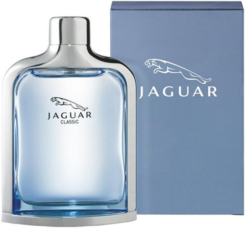 Jaguar Blue Men Edt 3.4oz Spray