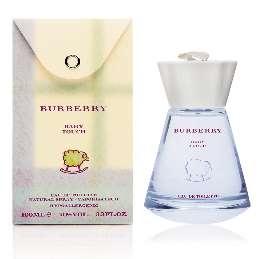 Burberry Baby Touch Edt  3.4oz Spray