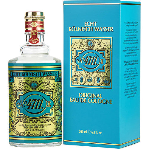 4711 For Men Eau de Cologne 6.8oz Splash