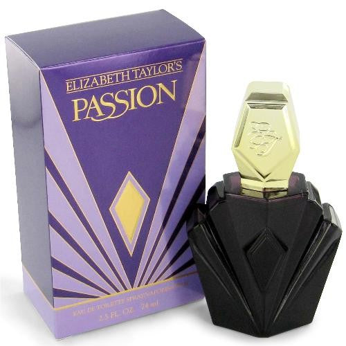 Passion For Women Edt 2.5oz Spray