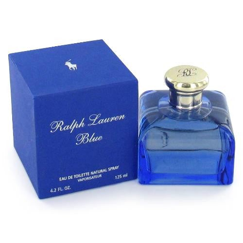 Ralph Lauren Blue Women Edt 4.2oz Spray