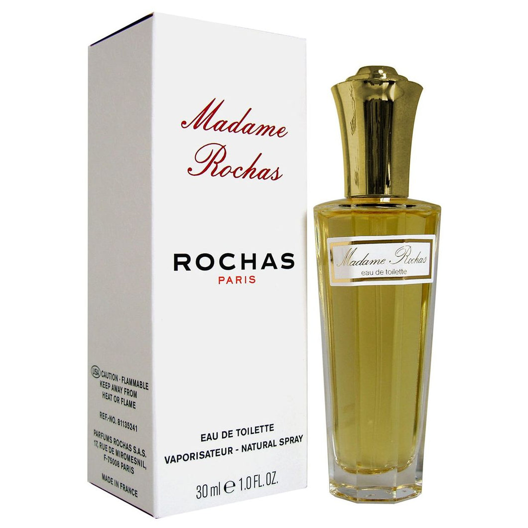 Madame Rochas Edt 3.4oz Spray