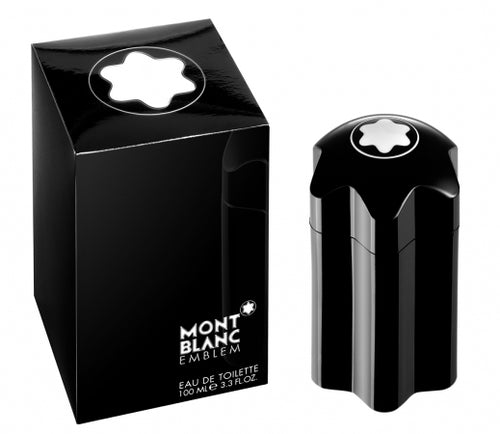 Mont Blanc Emblem For Men Edt 3.4oz Spray