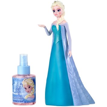 Kids Frozen Elsa 3D Figure 3.4oz Spray