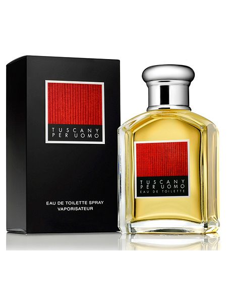 Tuscany Per Uomo Edt 3.4oz Spray