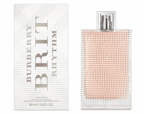 Burberry Brit Rhythm For Her Edt 3oz Spray