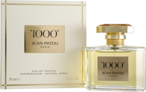 Jean Patou 1000 Women Edt 2.5oz Spray