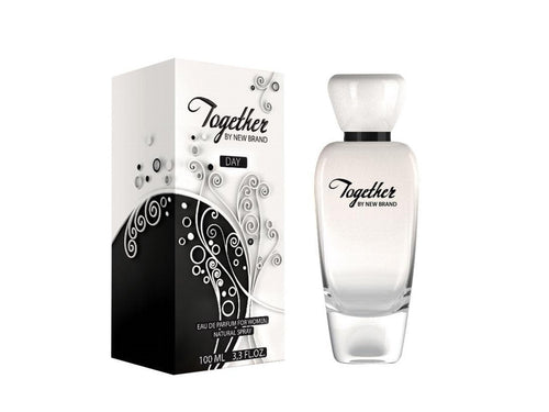 New Brand Together Day Edp 3.3oz Spray
