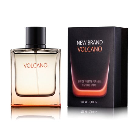 New Brand Volcano Edt 3.3oz Spray