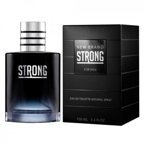 New Brand Strong Edt 3.3oz Spray