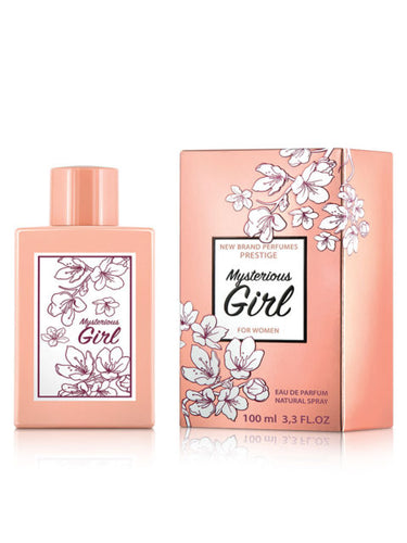 New Brand Misterious Girl Edp 3.3oz Spray