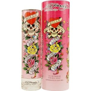Ed Hardy Women Edp 3.4oz Spray