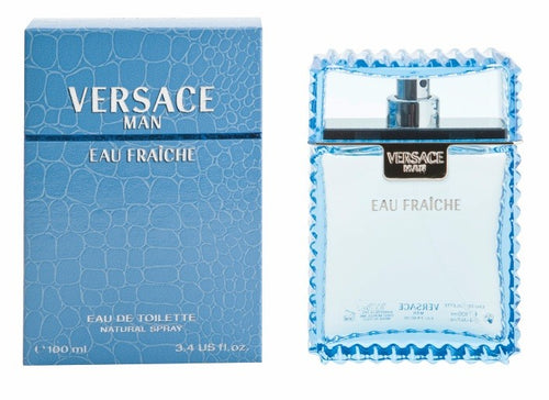 Versace Man Eau Fraiche 3.4oz Spray