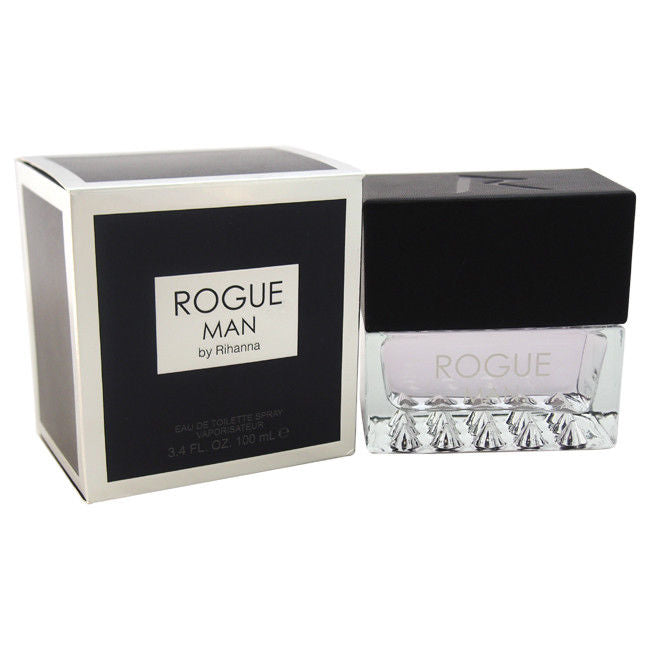 Rogue Man by Rihanna Edt 3.4 oz Spray