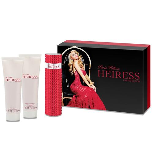 Set Heiress Limited Edition 3pc Edp 3.4oz Spray