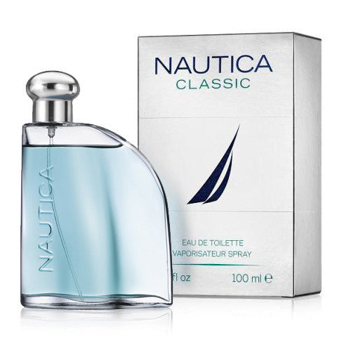Nautica Classic For Men Edt 3.4oz Spray