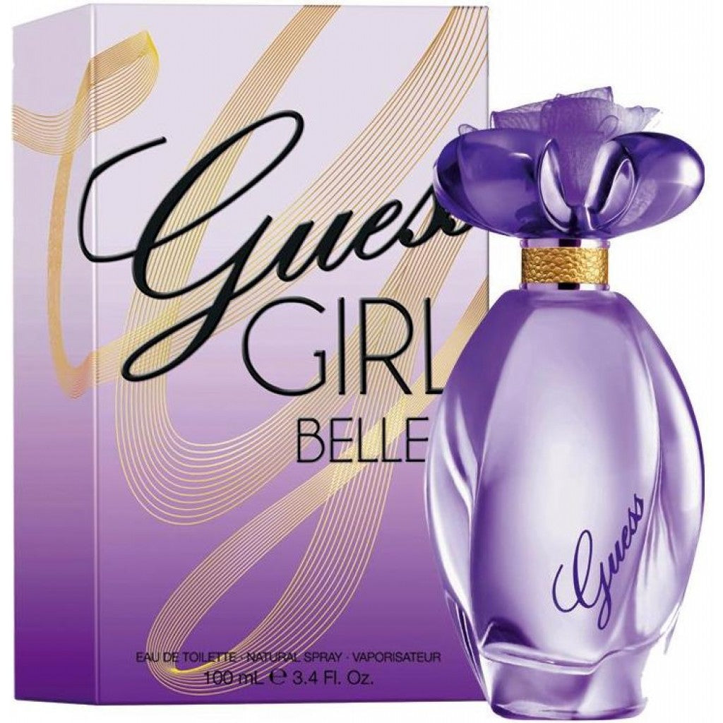 Guess Girl Belle Edt 3.4oz Spray