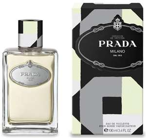 Prada Milano Infusion De Vetiver For Men Edt 3.4oz Spray