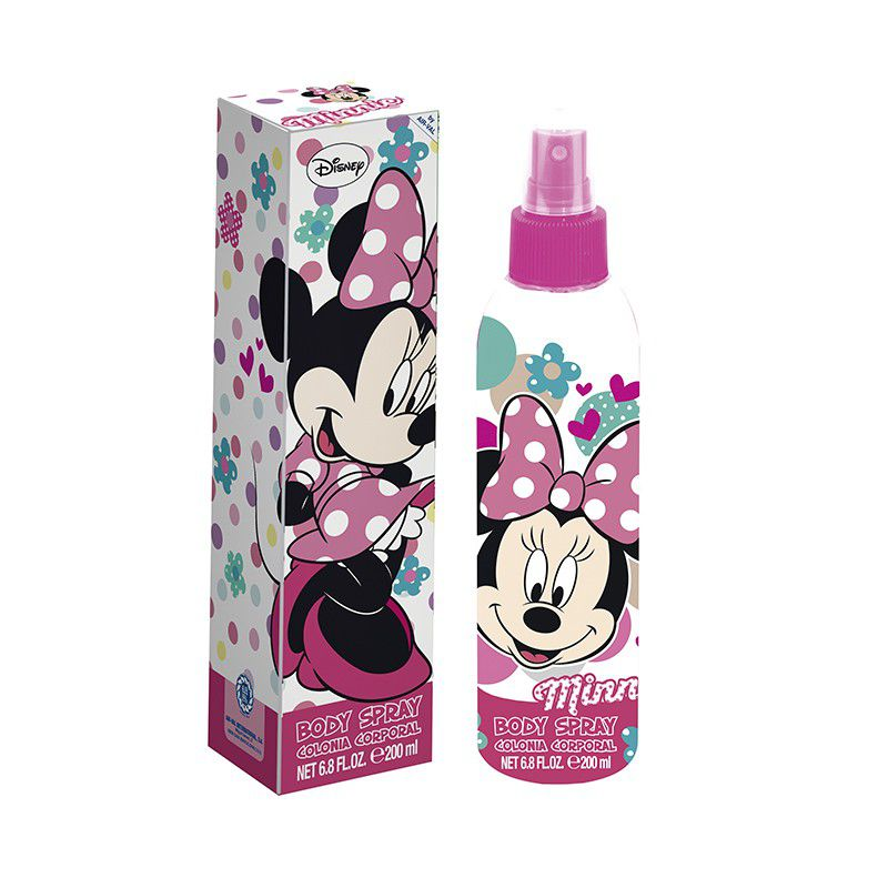 Kids Minnie Body Spray 6.8 oz