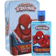 Kids Spiderman Metallic Box Edt 3.4 oz Spray