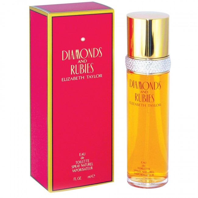 Dimonds And Rubies For Women 3.4oz Spray