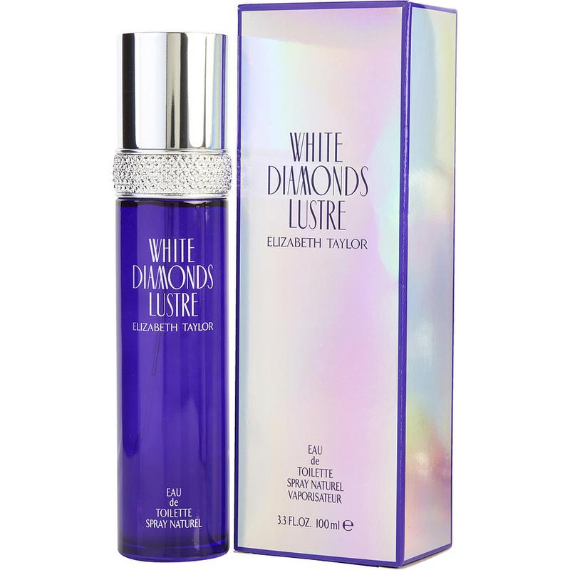 White Diamond Lustre Edt 3.4oz Spray