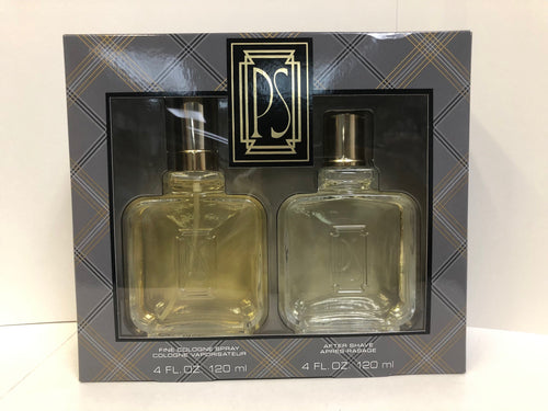 Set Paul Sebastian 2pc Fine Cologne 4.0oz Spray