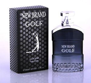New Brand Golf Black Edt 3.3oz Spray