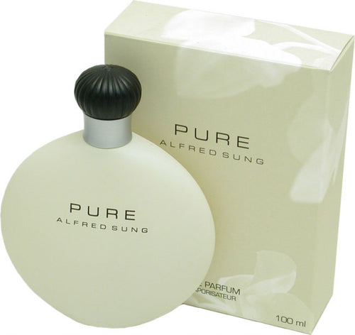 Alfred Sung Pure For Women Edp 3.4oz Spray