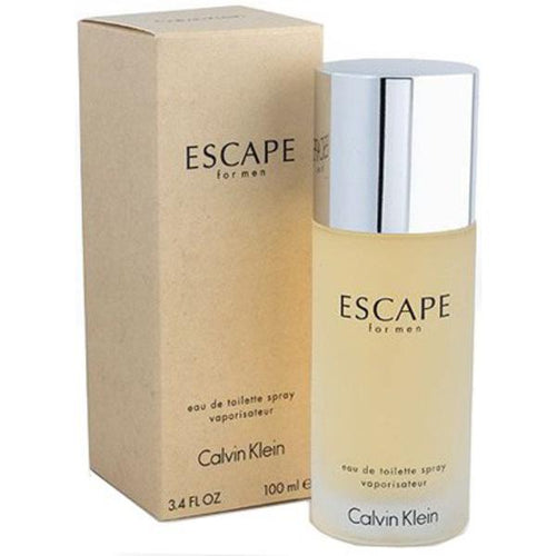 Escape For Men Edt 3.4oz Spray