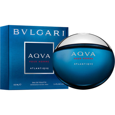 Bvlgari Aqva Atlantiqve Edt 3.4oz Spray