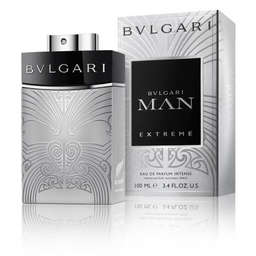 Bvlgari Man Extreme Intense Edp 3.4oz Spray