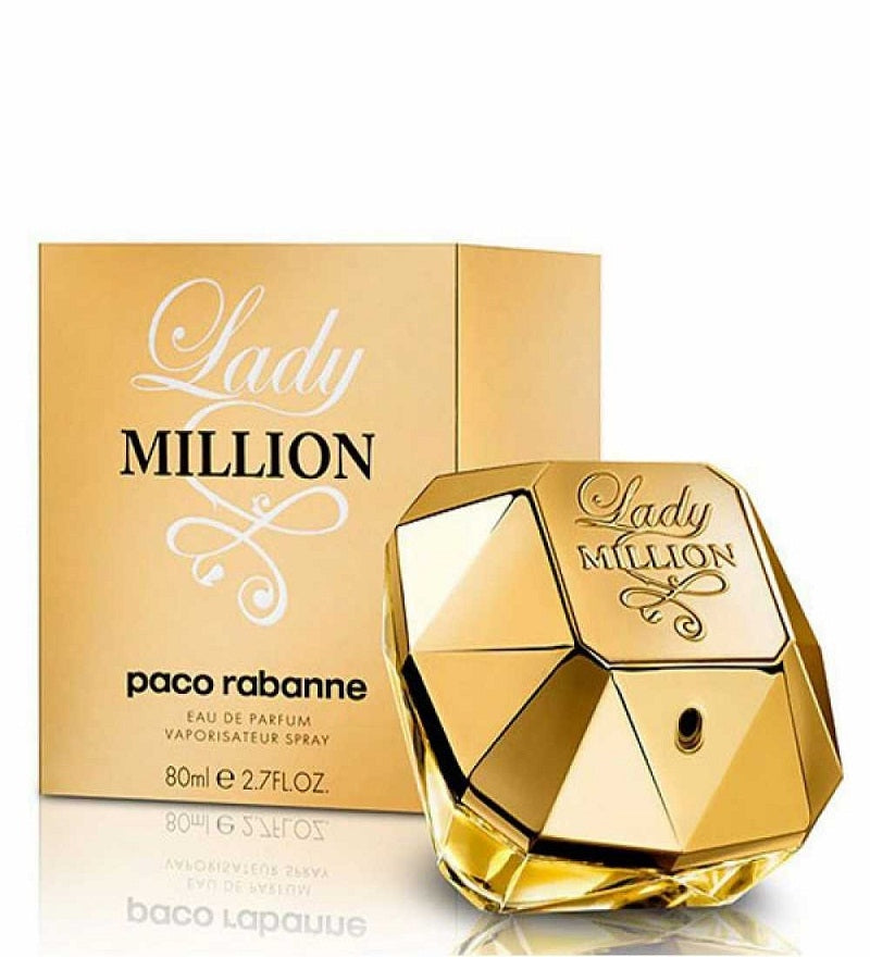 Lady Million Edt 2.7oz Spray