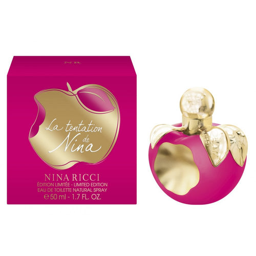 Nina Ricci La Tentation Edt 1.7oz Spray