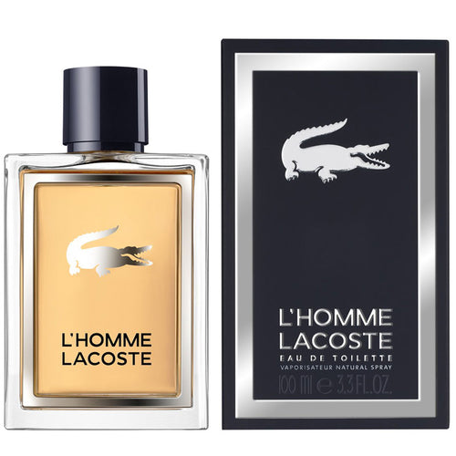 Lacoste L'Homme Edt 3.4 oz Spray