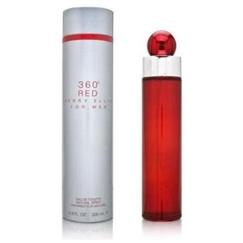 Perry Ellis 360 Red Men Edt 6.8oz Spray