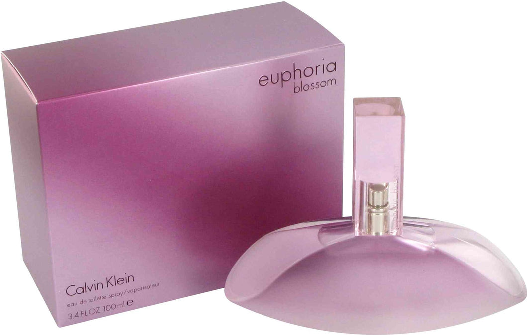 Euphoria Blossom For Women Edt 3.4oz Spray