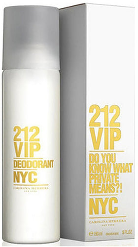 212 Vip Women Deodorant 5.1oz Spray
