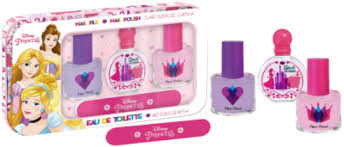 Kids Set Princess 4pc Edt 0.27 oz Spray