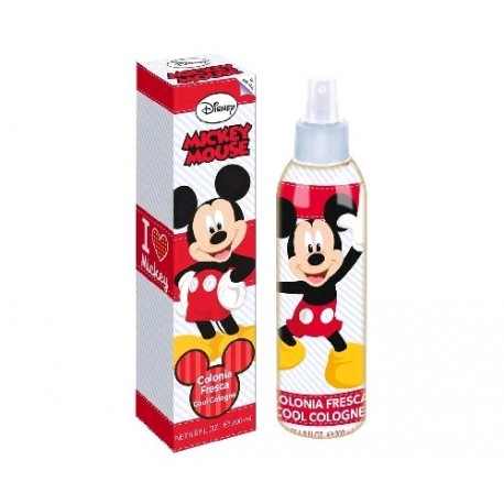 Kids Mickey Mouse Body Spray 6.7oz