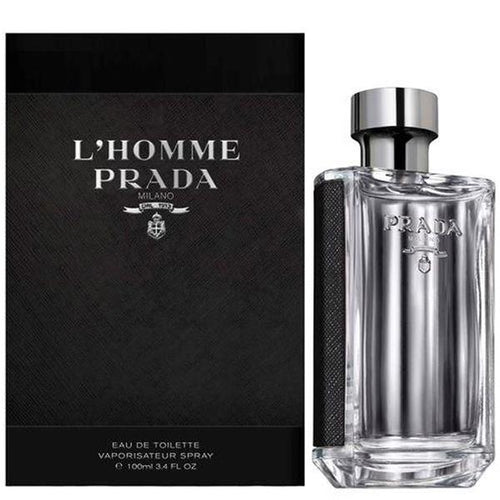 Prada L'Homme Edt 3.4 oz Spray