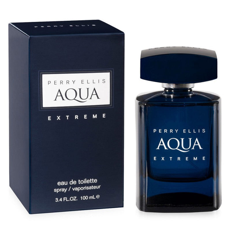 Perry Ellis Aqua Extreme Edt 3.4 oz Spray