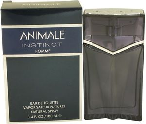 Animale Instinct Homme Edt 3.4oz Spray