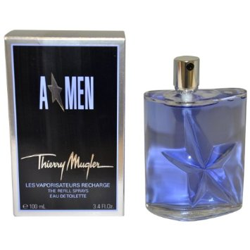 Angel Men Edt 3.4oz Spray Refill
