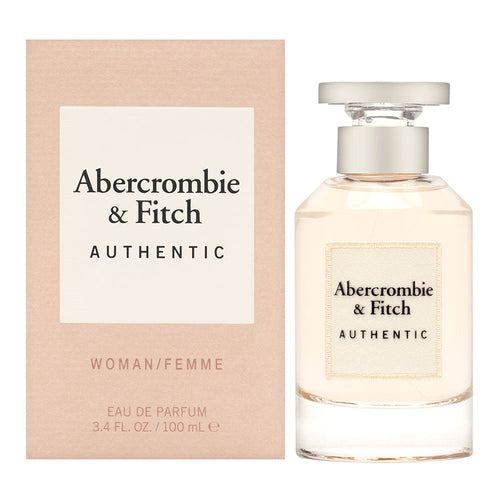 Abercrombie & Fitch Authentic Woman Edp 3.4oz Spray