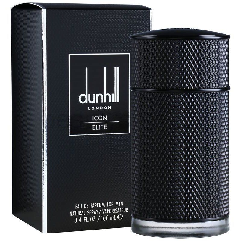 Dunhill Icon Elite For Men Edp 3.4oz Spray
