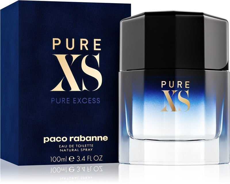 Pure XS Excess For Men Edt 3.4oz Spray
