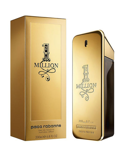 1 Million For Men Edt 6.8oz Spray